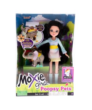 Տիկնիկ «Lexa Moxie»