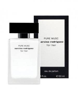 Perfume `Pure Musc For Her Narciso Rodriguez` Eau De Parfum 50 ml