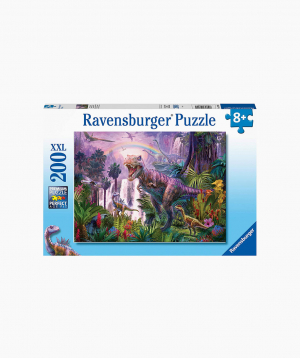 Ravensburger Puzzle King of the dinosaurs 200p