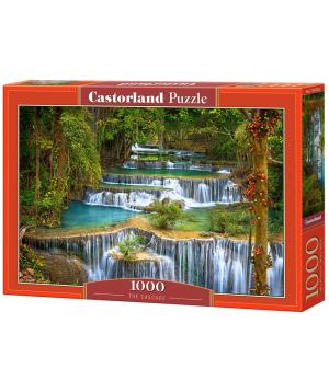 """Puzzle """"Castorland"""" 1000 details №3"""
