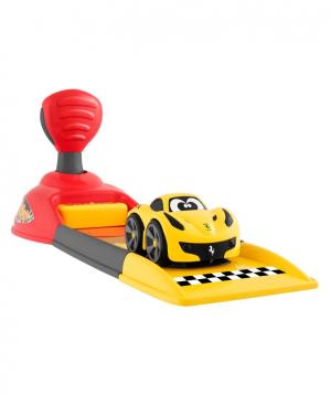 Toy `Chicco` car, Ferrari Launcher