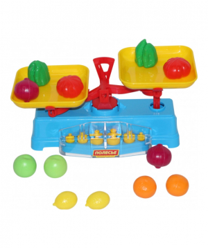Toy `Polesie` scale