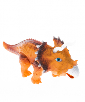 Toy triceratops, musical №1