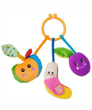 Խաղալիք «Chicco» Օրորոցային, Մրգեր