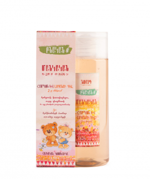 """Shampoo """"Nuard"""" strengthening and restorative with berries"""