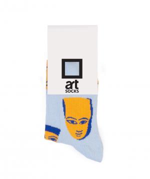 Socks  `Art socks` Masks