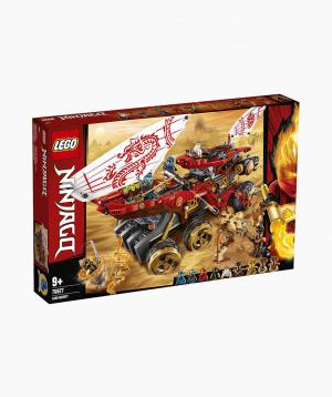 Lego Ninjago Կառուցողական Խաղ Դրախտային Անկյուն