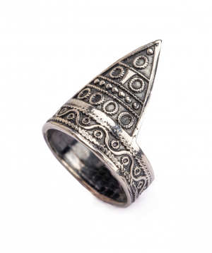 """Ring """"Har Jewelry"""" silver №15"""