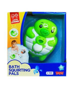 """Toy """"Little Learner"""" bath, tortoise"""