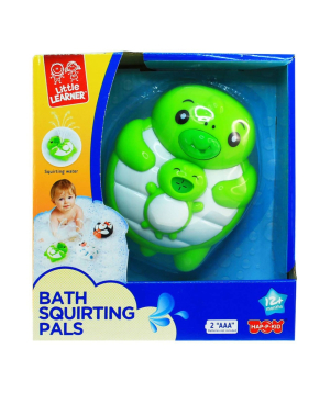 Toy `Little Learner` bath, tortoise