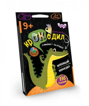 Board game `Danko Toys` Crocodile