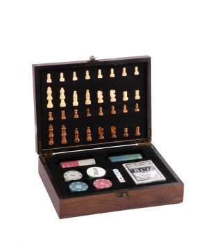 """Collection """"Creative Gifts"""" poker-chess, small"""