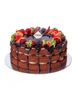 Cake `Open` big