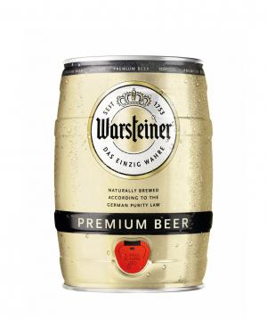 Գարեջուր «Warsteiner» 5լ