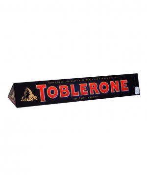 Կոնֆետ «Toblerone Dark» շոկոլադե 100գ