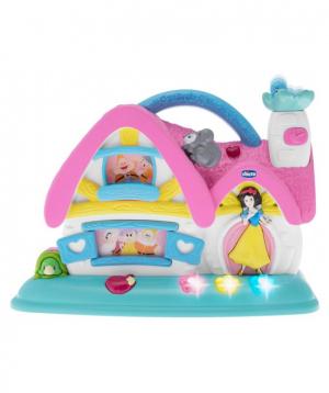Խաղալիք «Mankan» Chicco Սպիտակաձյունիկը և 7 թզուկների տունը