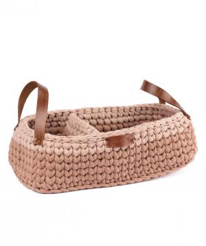 """Basket """"Ro Handmade"""" handmade, cotton №1"""