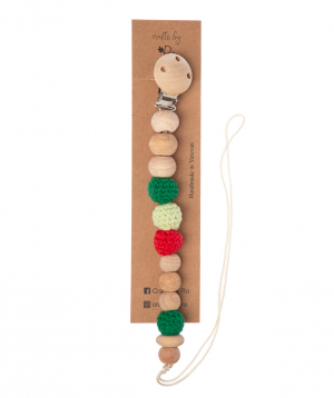 Ամրակ «Crafts by Ro» ծծակի և խաղալիքների համար №8