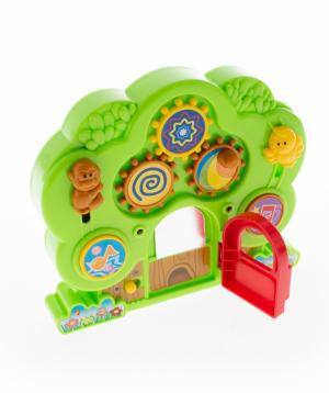 Խաղալիք տնակ-ծառ