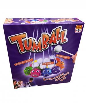 Funny board game `Tumball`