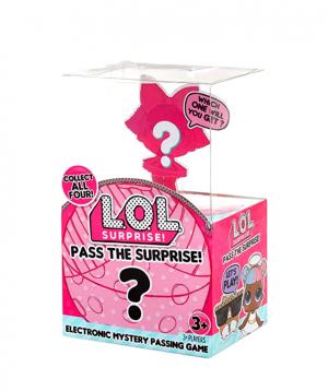 Տիկնիկ «MGA» Lol Pass The Surprise