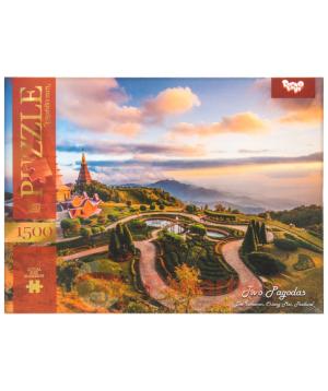 """Puzzle """"Danko Toys"""" Dointano, Thailand"""