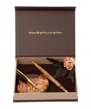 """Pen """"Awood"""" №23 in a box"""