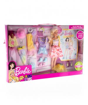 "Barbie ""Barbie"" Fashion Transformation"