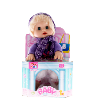 Doll interactive