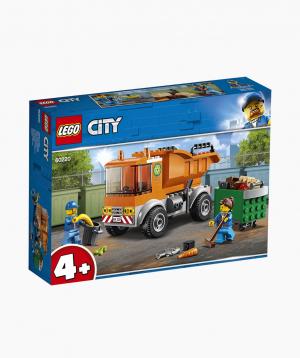 Lego City Կառուցողական Խաղ «Աղբատար ավտոմեքենա»