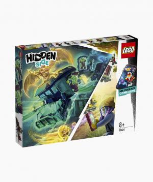 Lego Hidden Side Constructor Ghost Train Express