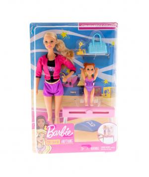 Բարբի «Barbie» Մարմնամարզության մարզիչ