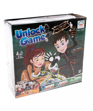 Game with handcuffs
