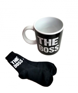 Collection `Creative Gifts` Big Boss