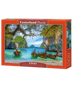 """Puzzle """"Castorland"""" 1500 details №2"""