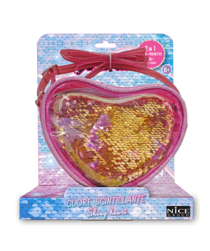 """Bag """"Nice Group"""" heart"""