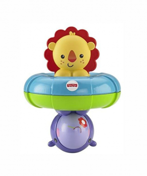 Toy `Fisher Price` for bath, Happy friends