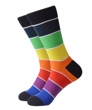 Socks `Zeal Socks` colors №2