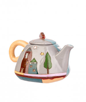 "Teapot ""Nuard Ceramics"" City №2"