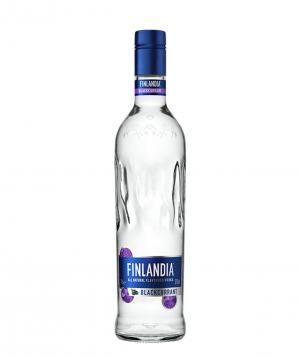 Vodka `Finlandia` Black Currant 700ml