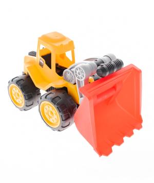 Toy excavator №2