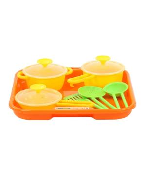 Set `Polesie` of dishes, cook №2
