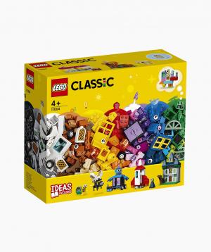 Lego Classic Կառուցողական Խաղ Ստեղճագորճական Հավաքծու Պատւհաններով