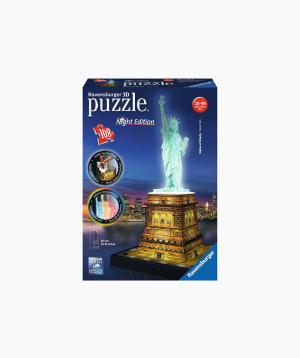 Ravensburger 3D Puzzle Statue of Liberty 108p