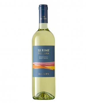 Wine `Banfi Le Rime` 750 ml
