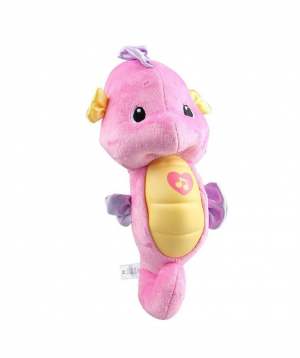 """Toy """"Fisher Price"""" musical, seahorse"""