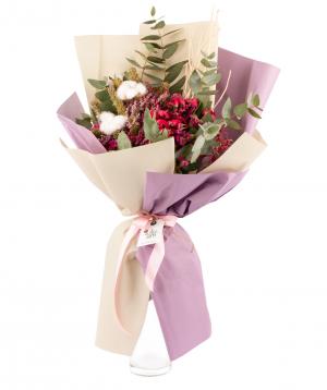 Ծաղկեփունջ «Դելիսիաս» դաշտային ծաղիկներով