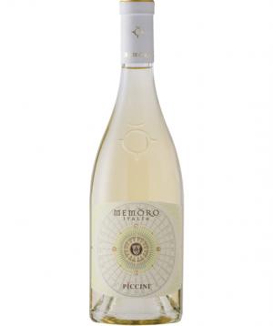 "Wine ""Piccini Memoro"" white dry 750 ml"