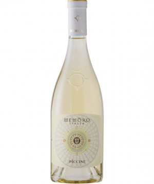 Wine `Piccini Memoro` white dry 750 ml