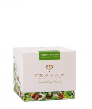 "Selected tea ""TeaYan"" vesperum bouquet"